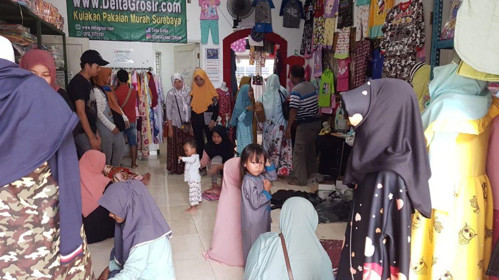 Grosir Pakaian Lebaran Murah Surabaya Jawa Timur